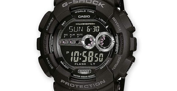 Casio G-Shock Nero